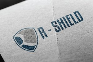 Simple R - Strong Shield