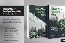 Book Cover Template 01