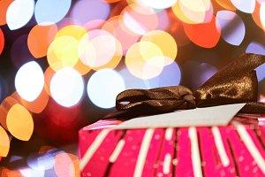 New year glitter