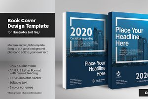 Book Cover Template 06