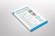 Jobee Resume & Cover Letter Template