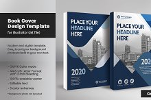 Book Cover Template 08