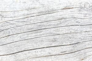 White Wooden Background Texture