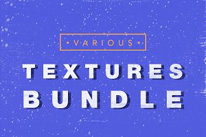 Hand painted textures Bundle