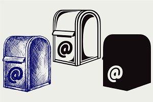Mailbox SVG