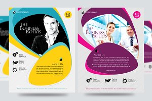Corporate Business Promotion Flyer