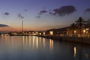 Tarragona port