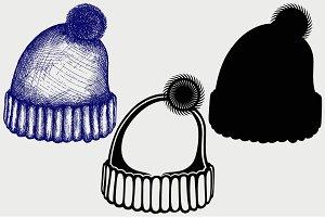 Winter Hat SVG