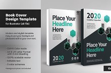 Book Cover Template 10