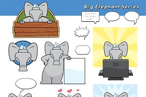 Big Elephant Series