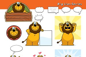 Big Lion Series