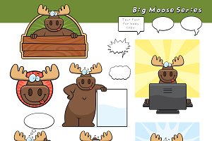 Big Moose Series