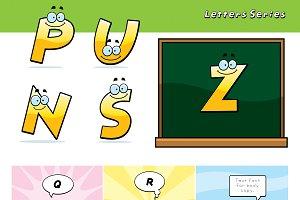 Letters N-Z Series