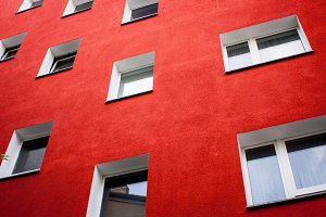 Berlin Windows, Red