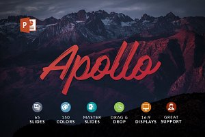 Apollo | Powerpoint Template