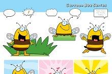 Cartoon Bee Series