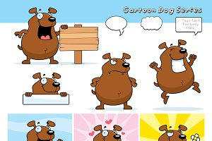 Cartoon Dog Series