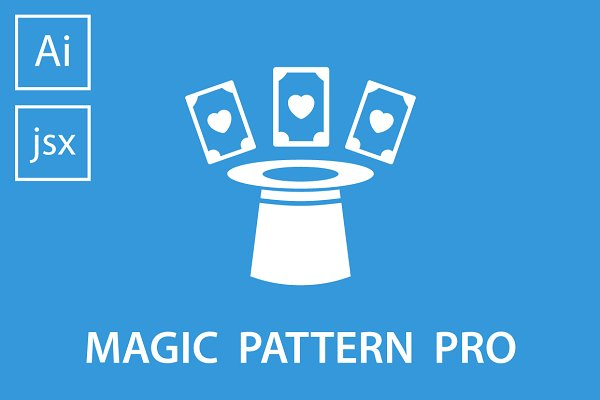 Magic Pattern Pro Illustrator scrip…