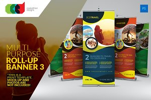 Multipurpose Roll-Up Banner 3