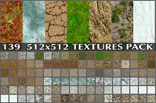 AUTUMN AND WINTER TEXTURE PACK by  in Dirt