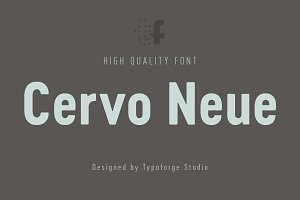 Cervo Neue 50% off