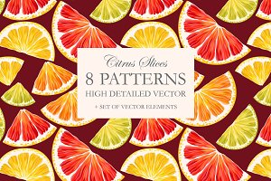 Citrus Patterns
