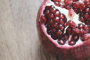 Arils & Pomegranate
