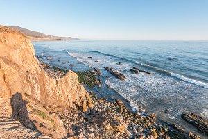 Carpinteria Seascape, California