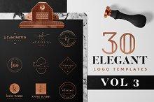 Elegant Logo Pack VOL 3