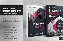 Book Cover Template 15