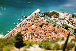 Old Town, Montenegro