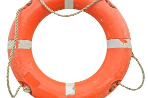 Life buoy transparent PNG