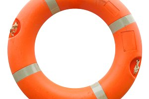 Life buoy transparent PNG