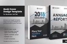 Book Cover Template 17