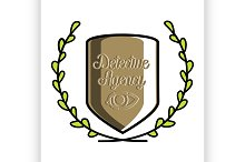 detective agency emblem