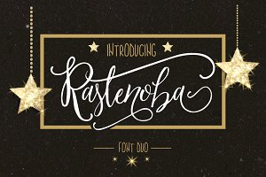 Rastenoba Script (Intro Sale)