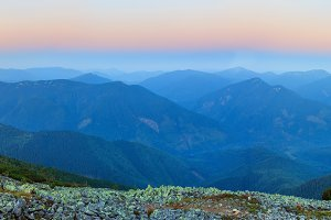 Carpathian Mountains (Ukraine)