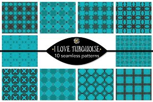 Set 36 - 10 Seamless Patterns