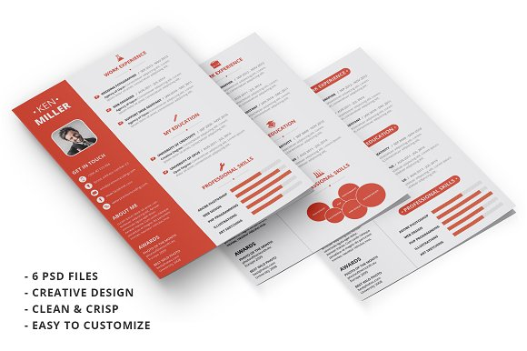 how to design a resume creative market blog