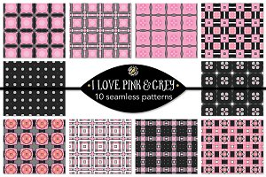 Set 37 - 10 Seamless Patterns