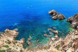 Summer Costa Brava, Spain