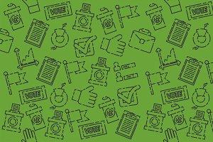 Vote set pattern