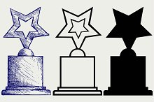 Star award against