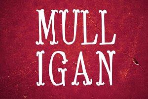 Mulligan Font