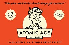 Atomic Age Print Pack
