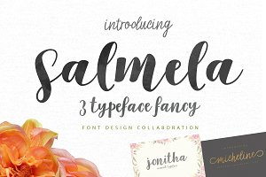 Salmela 3 Typeface