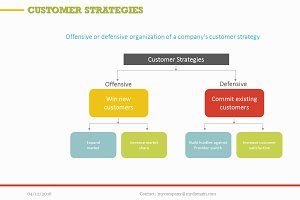 Customer Strategies PowerPoint