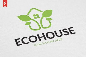 Eco House Logo