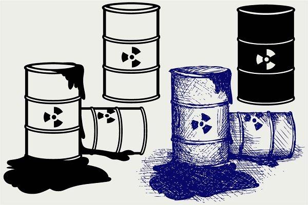 Toxic substances SVG