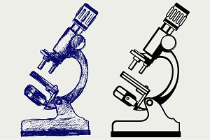 Microscope SVG